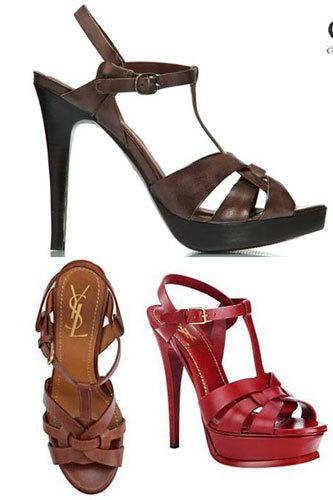 Mango, Zara, Gloria Ortiz y otros...imitan zapatos