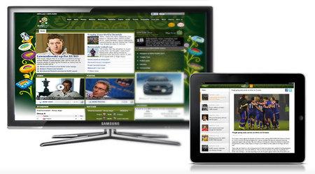 Disfruta de la Eurocopa 2012 con la aplicación oficial