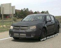 Primeras fotos espías del 2007 Dodge Avenger