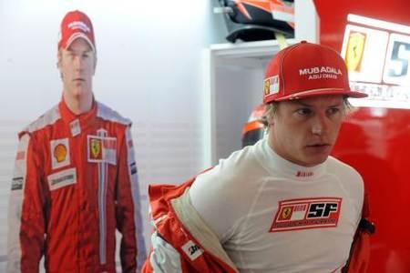 ¿Se tomará Kimi Raikkonen un año sabático?