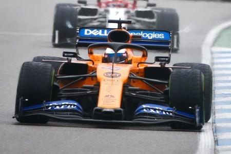 McLaren pensó a lo grande en Hockenheim y eso le costó a Carlos Sainz su primer podio en Fórmula 1