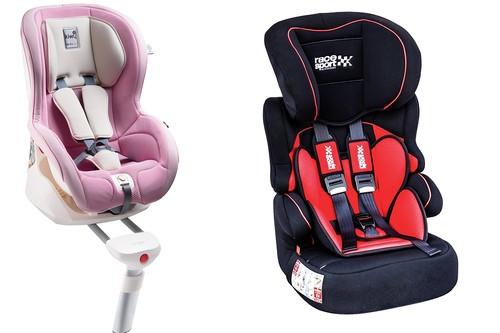 Las 5 mejores ofertas de sillas infantiles para el coche con ISOFIX