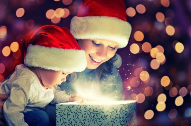 Resultado de imagen para feliz navidad bebe