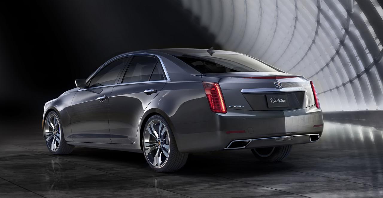 Foto de 2014 Cadillac CTS (17/24)