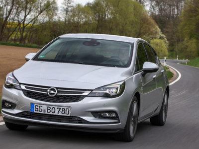 Opel Astra BiTurbo: estrenando diésel de 160 CV