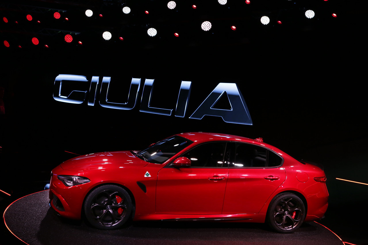 Foto de Alfa Romeo Giulia (4/10)