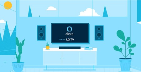El control de voz mediante Alexa en modo manos libres llega a los televisores OLED y Nanocell lanzados en 2020