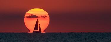 Así es como Toni Sendra hizo la foto 'The Omega Sun' que ha sorprendido a la NASA