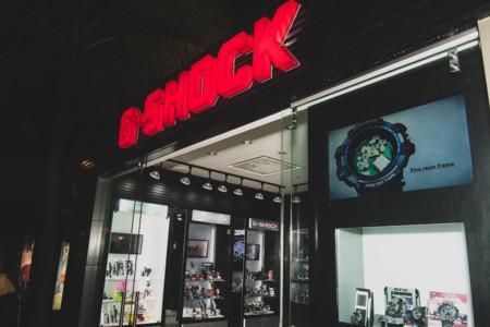 G-Shock llega a México con su primera G-Factory Store en Cancún