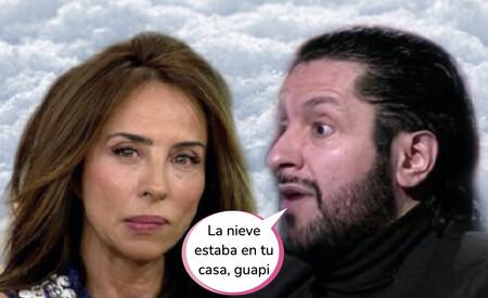 La gravísima insinuación de Rafael Amargo sobre María Patiño que la dirección del 'Deluxe' intentó ocultar