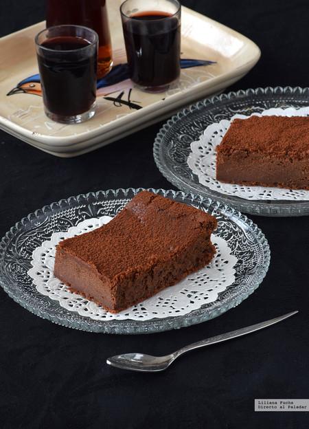 Tarta Queso Chocolate