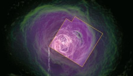 Esta es la bellísima, importantísima última foto de un satélite espacial antes de morir