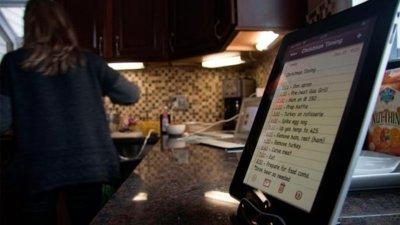 Comida y dispositivos móviles, una combinación perfecta