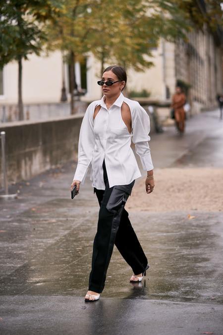 Combinar Camisa Blanca 28