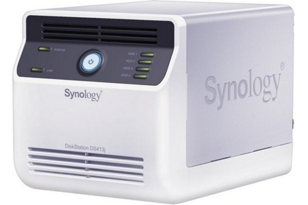 Synology presenta el DiskStation DS413j, un NAS para alojar nuestra nube personal