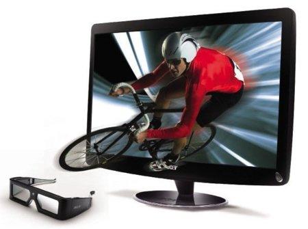Acer HS244HQ, tu pantalla 3D personal