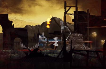 Bandai Namco  presenta Slashy Souls, el juego al estilo retro inspirado en Dark Souls