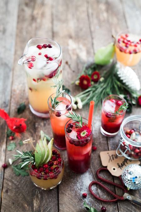 ¡Yo llevo el cóctel! Siete recetas para triunfar estas Navidades en casa