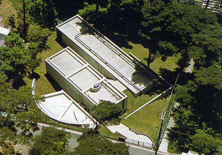 Casa Koshino-perspectiva