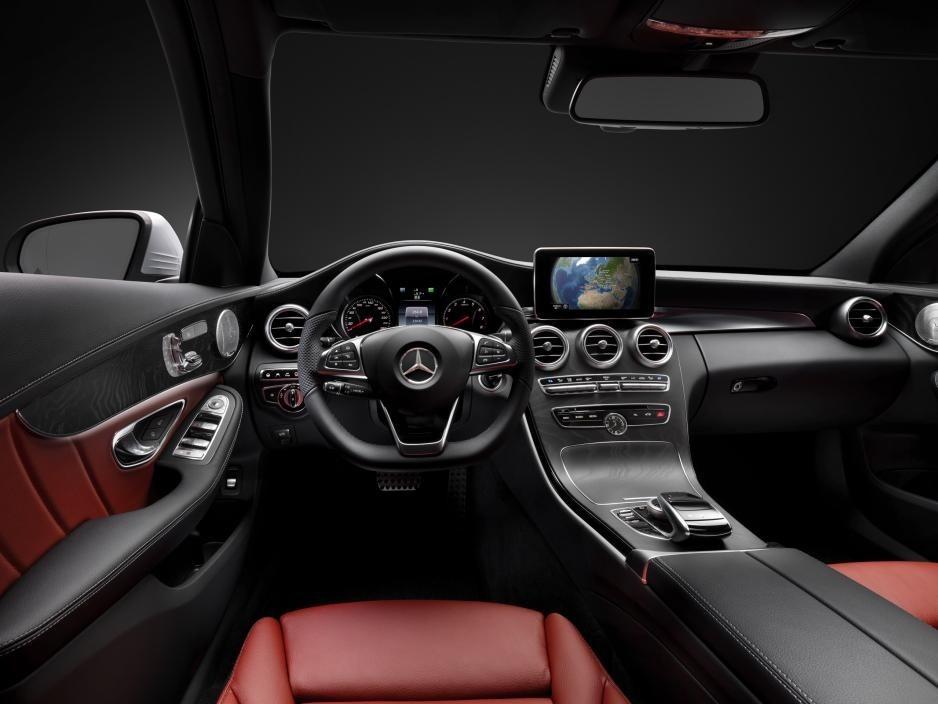 Foto de Mercedes-Benz Clase C 2014 (interior) (1/3)