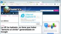 Microsoft confirma soporte para WebGL y MPEG Dash en Internet Explorer 11