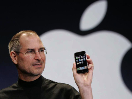 Apple Iphone Steve Jobs