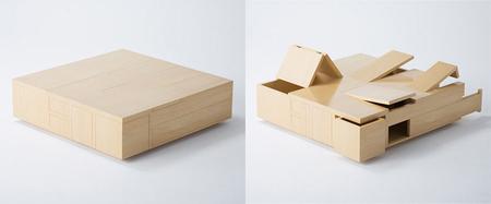Mesa Kai, donde minimalismo y funcionalidad se dan la mano
