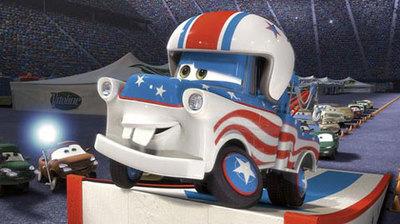 Cars Toon, los cortos de Mater antes de 'Cars 2'