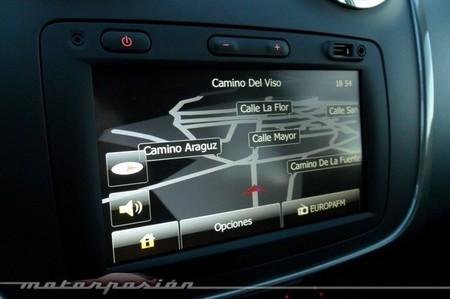 Navegador Dacia Sandero Media NAV