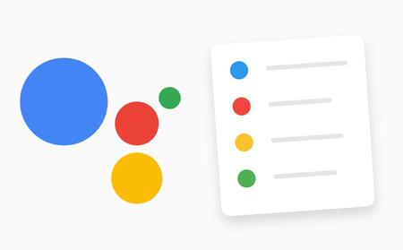 Cómo hacer la lista de la compra con el Asistente de Google, ahora con nueva interfaz [Actualizado]