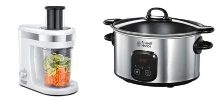 4 ofertas de Russell Hobbs en productos de cocina saludable