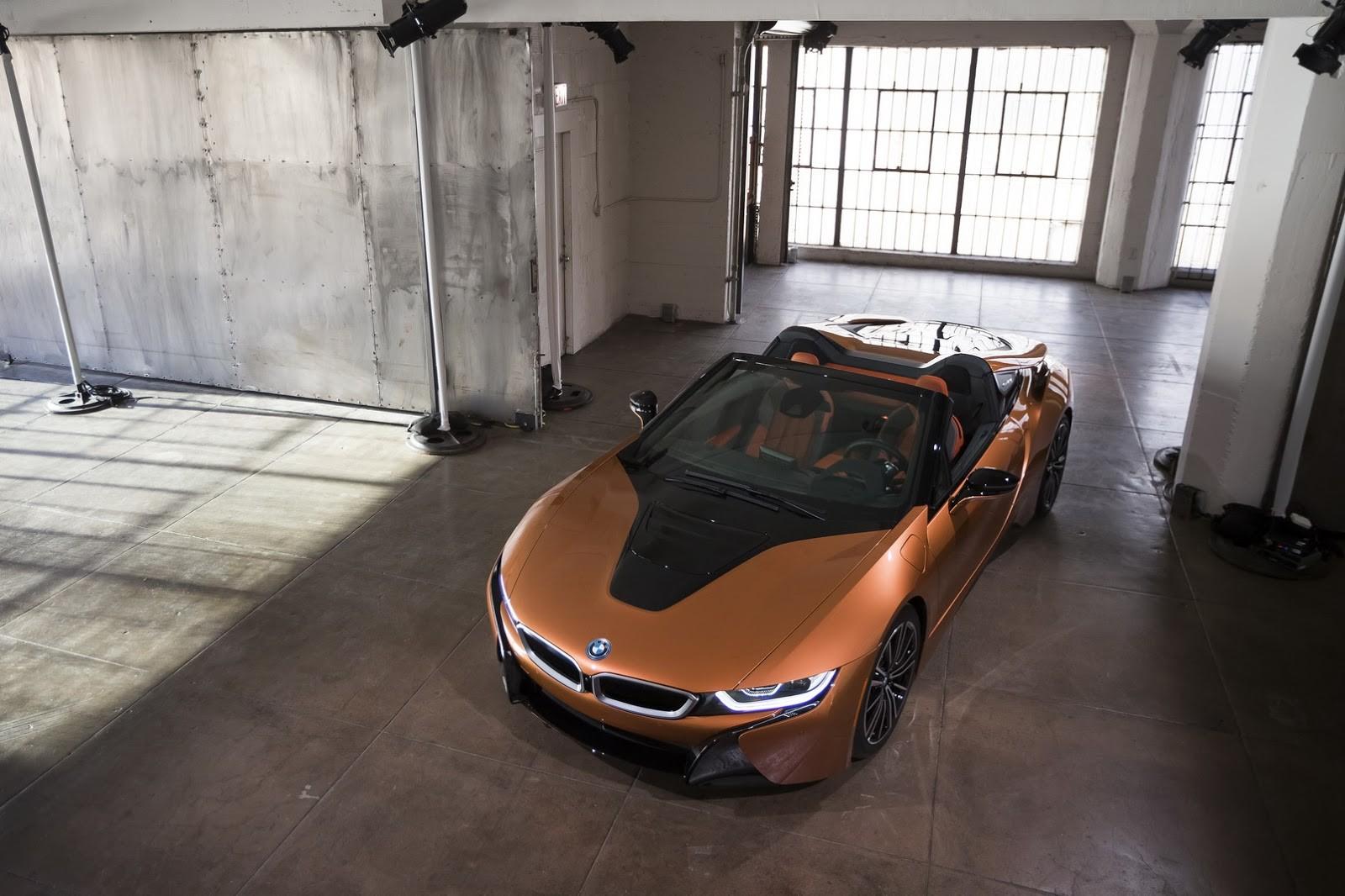 Foto de BMW i8 Roadster (primeras impresiones) (3/30)