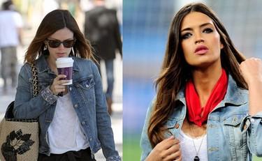 Rachel Bilson y Sara Carbonero, dos estilos muy similares