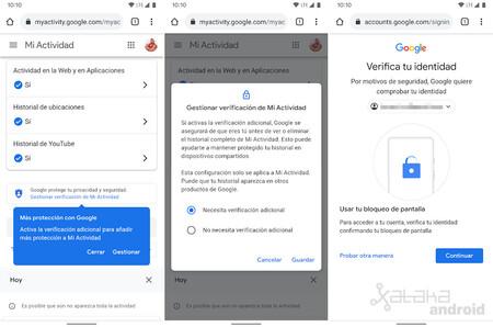 Google Mas Protección