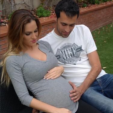 Un nuevo baby culé en camino: el de Sergio Busquets