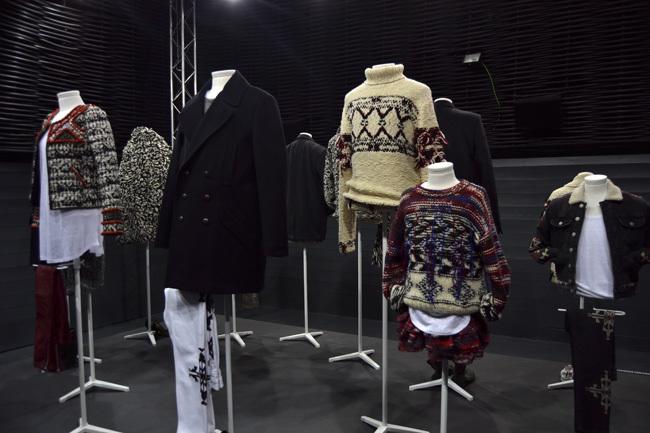 Foto de Isabel Marant para H&M, la colección en el showroom (1/41)