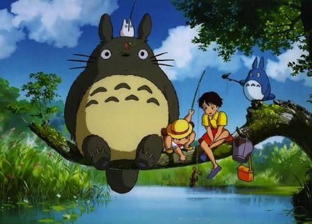 Las mejores películas infantiles: 'Mi vecino Totoro'