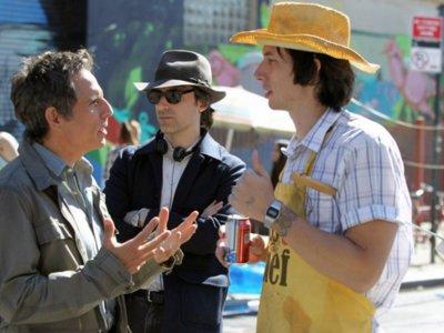 Noah Baumbach ya rueda su nueva película, 'The Meyerowitz Stories'