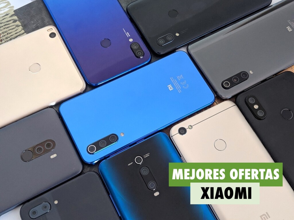 Redmi Note 9 por 127 euros, Mi 10 Lite 5G a precio de escándalo y Mi Band 5 rebajadas: mejores ofertas Xiaomi este fin de semana