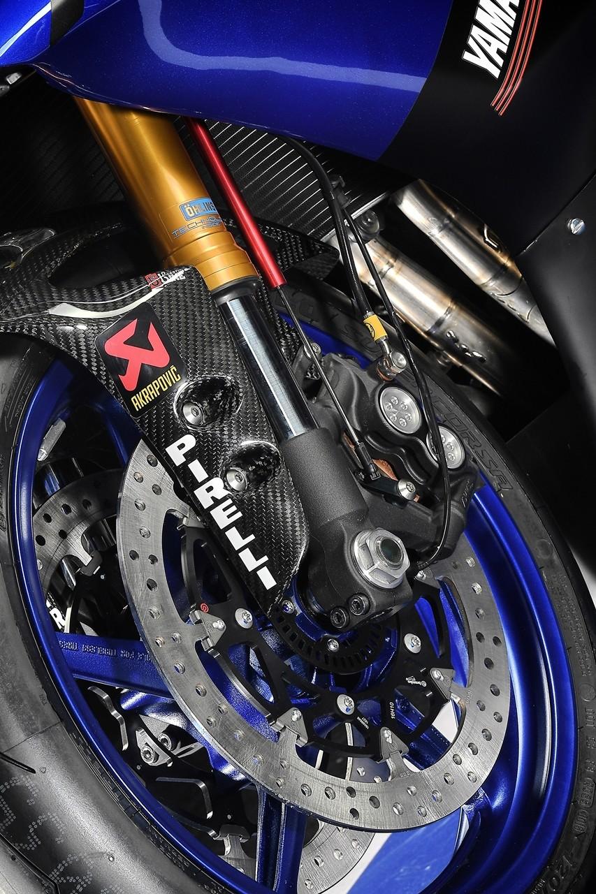 Foto de Yamaha YZF-R6 2017 Race Ready (4/27)