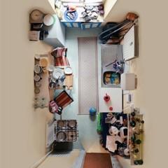 Foto 6 de 7 de la galería room-portraits-habitaciones-retratadas-desde-un-nuevo-angulo-por-menno-aden en Decoesfera