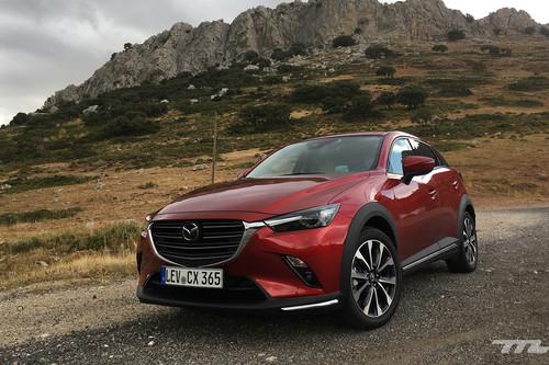 Conducimos el Mazda CX-3 2018: más eficiencia, dinámica y tecnología para el SUV compacto