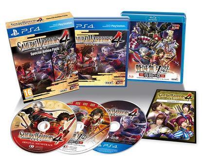 La edición conmemorativa que todo fan de Samurai Warriors querría para su estantería