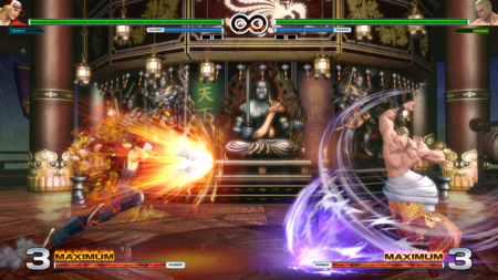 Kof Xiv Announce Screenshot 2