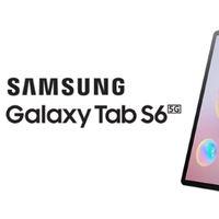 La Samsung Galaxy Tab S6 5G, posiblemente la primera tablet 5G, estaría a la vuelta de la esquina