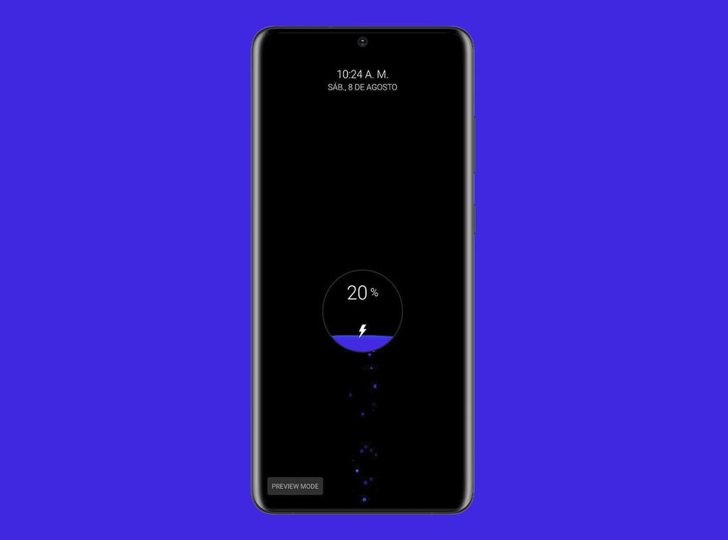 TrueAmps: una admirable aplicación para optimizar tu pantalla  de sitio mientras se recarga el móvil