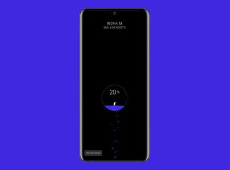TrueAmps: una genial aplicación para mejorar tu pantalla  de bloqueo mientras se carga el móvil