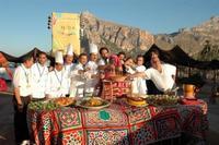 El festival del cuscús en Sicilia