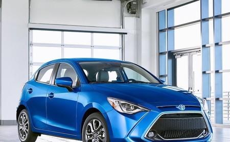 El Toyota Yaris Hatchback 2020 se renueva usando al Mazda 2 como base