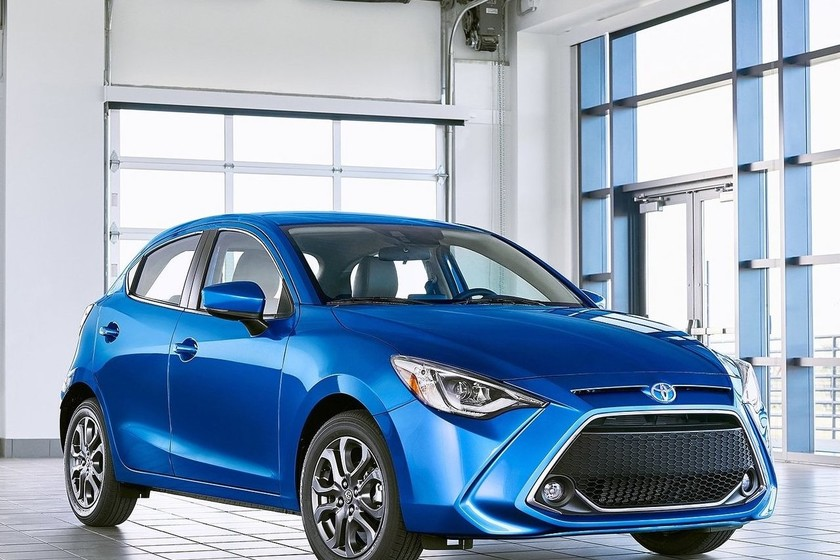 The Toyota Yaris Hatchback 2020 Will Be Updated Using Mazda 2 As The